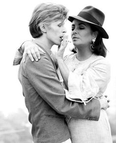 bowie and liz