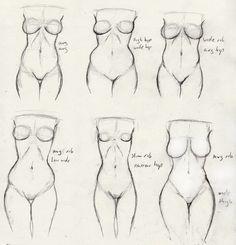 Hip Study original by Ecchi-Senshi on DeviantArt | digital media arts college | www.dmac.edu | 561.391.1148