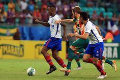 Blog Esportivo do Suíço:  Com gol no fim, Bahia vence o Sampaio, se mantém no G-4 e rebaixa o Sampaio