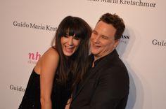 Shopping Queen Star und Designer Guido Maria Kretschmer auf seiner After-Show Party mit Mariella Ahrens ...