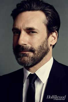 Jon Hamm by Joe Pugliese x The Hollywood Reporter