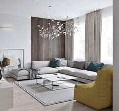 25 Minimalist And Modern Apartment Living Room Design Ideas Minimalist Living Room Apartment Design Ideas Living Minimalist modern Room Living Room Colors, New Living Room, Living Room Modern, Interior Design Living Room, Small Living, Cozy Living, Design Interiors, Modern Minimalist Living Room, Color Interior