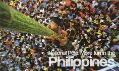 NATIONAL POLE. More FUN in the Philippines! Philippines Tourism, Philippines Culture, Tourist Spots, Filipino, More Fun, Feel Good, Cool Photos, Celebrations, Universe