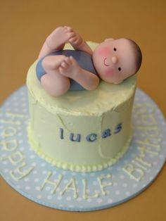 the cupcake gallery - kids' birthday - half birthday