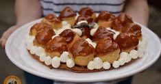 Két nagy kedvencem találkozik ebben a klasszikus francia tortában: a zizegős, karamellizált leveles tészta és az égetett tésztából ké...