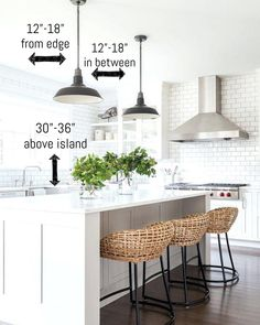 39 best pendant lights kitchen images kitchen design kitchens rh pinterest com