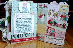 Inspiration for Generation C 2.00: My December Daily/Journal Your Christmas Mini 2012 Part 2