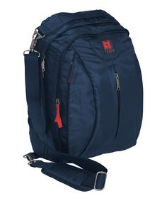 Take a look at this Navy Blue Change Bag