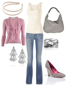 outfit by me, using polyvore!