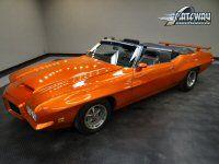 1971 Pontiac Lemans Sport Convertible for Sale - Gateway Classic Cars