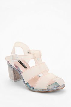 4bbd298f5bd Urban Outfitters - Miista June Plastic Sandal Plastic Sandals
