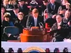 Jfk inaugural speech antithesis