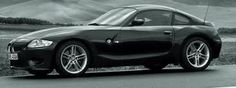 BMW Z4. I think I may want one of these!
