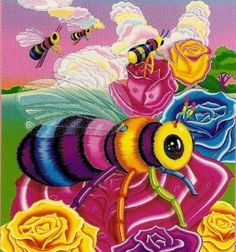 Busy Bees (182 pieces)