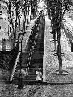 Lindolfi, De Rue Foyatier, Paris