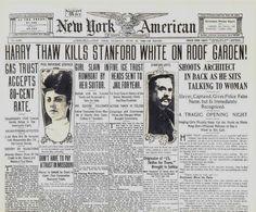 Decent blog info  Thaw Murders White - Nesbit Newspaper