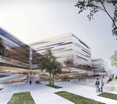 Tekniska Nämndhuset Building | 3XN Architects