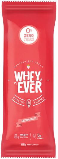 Whey Protein Ice Cream