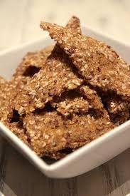Galletas, Crackers, Tofu, Recipe, Recetas,Appetizer, Botana