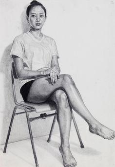 서리미술학원[인체소묘] – Keep up with the times. Human Figure Sketches, Human Figure Drawing, Figure Sketching, Figure Drawing Reference, Body Drawing, Life Drawing, Pose Reference, Drawing Sketches, Art Drawings