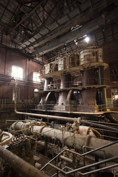 Abandoned water works (by stevenbley)