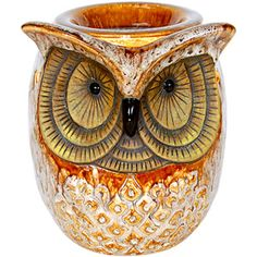 ScentSationals Mini Warmer, Spotted Owl -  - walmart! want it!