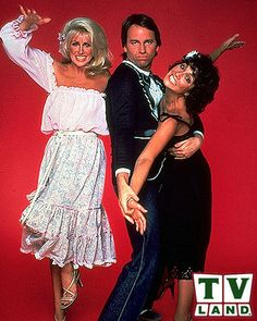 Three's Company. I've always had a thing for John Ritter.