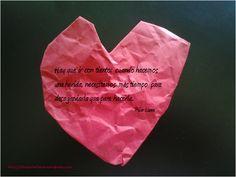 Hay que ir con tiento; cuando hacemos una herida necesitamos más tiempo para desagraviarla que para hacerla. Pilar Lucea