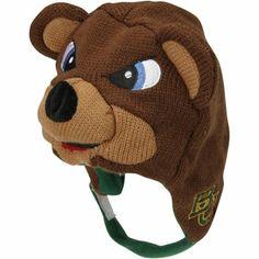Baylor Bears Toddler Mascot Knit Hat