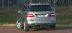 Fahrbericht: #Mercedes -Benz ML 350 #BlueTec #4Matic, #suv, #geländewagen