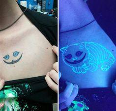 Con esto llamarás la atención en todas las fiestas. Pero a la vez no te mirarán raro en la oficina pija en la que trabajas, este tatuaje puede ser secreto.
