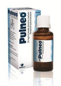 PULNEO 25mg / ml drops 15ml 2 years  chronic bronchitis treatment