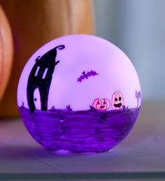 Design Your Own Glowing Light-Globe Kit