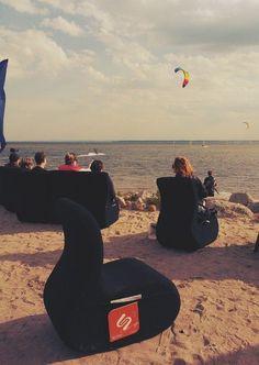 SITI siedzisko na plaży