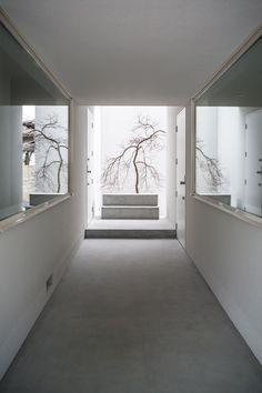Framing House in Shiga, Japan by Kouichi Kimura Architects | http://www.yatzer.com/framing-house-kouichi-kimura-architects Photo © Yoshihiro Asada.