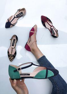 Lita Süet Babet | İşte Bu Ayakkabı