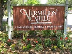 Vermilionville Living History Museum and Folklife Park :: Bayou Vermilion District (Lafayette, LA)