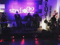 #start #jam-session #studio22 #residentband #palermo #artewiva