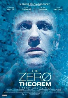 The Zero Theorem (Canadian) 11x17 Movie Poster (2014)