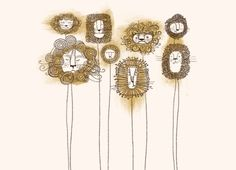 dandy lions | Tumblr