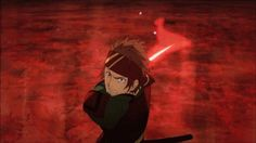 """For a guy who needed tips on how to use his sword at the beginning he turned out wicked awesome. """"Sword Art Online"""" Klein"""