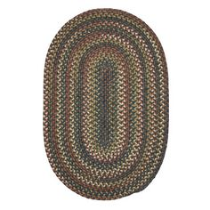 Charlton Home Gaylord Gray Area Rug Rug Size: Oval 10' x 13'