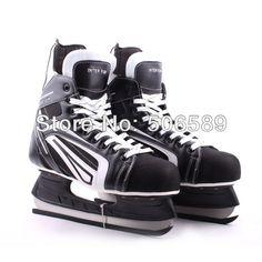 送料無料ホッケー スケート ブラック カラー 507