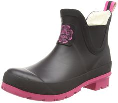 Joules Women's Wellibob Rain Boot >> Unbelievable outdoor item right here! : Snow boots
