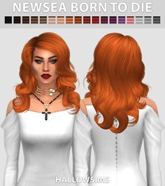 Newsea Born To Die ~ Nathys Sims