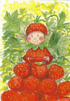 Strawberrry Fairy -Virpi Pekkala-