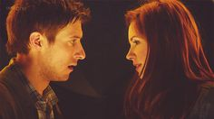 Rory Williams and Amy Pond