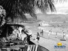 #acapulcoeneltiempo El famoso restaurante Playa de la Tarde en Acapulco. ACAPULCO EN EL TIEMPO. En la época dorada de Acapulco, durante los años 50 a los 60, sobre la playa Hornos se encontraba un afamado restaurante llamado Playa de la Tarde, el cual era muy concurrido tanto por turistas como por habitantes del puerto, ya que sus platillos eran extraordinarios. Te invitamos a visitar la página oficial de Fidetur Acapulco, para obtener más información.