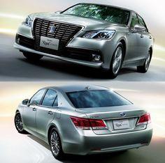 "Toyota Crown ""Royal"" SERIES"