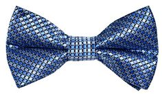 OCIA® Mens Woven Microfiber Pre-tied Bow Tie - ND033 OCIA https://www.amazon.com/dp/B01GBGM8U6/ref=cm_sw_r_pi_dp_W1fHxbZPJ8VB4